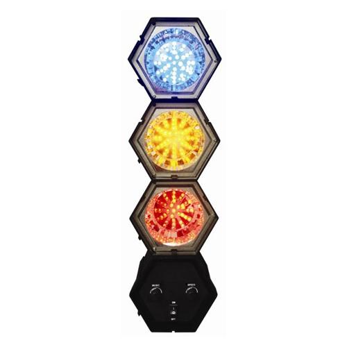 Afbeelding van Disco Licht Met 3 Lampen
