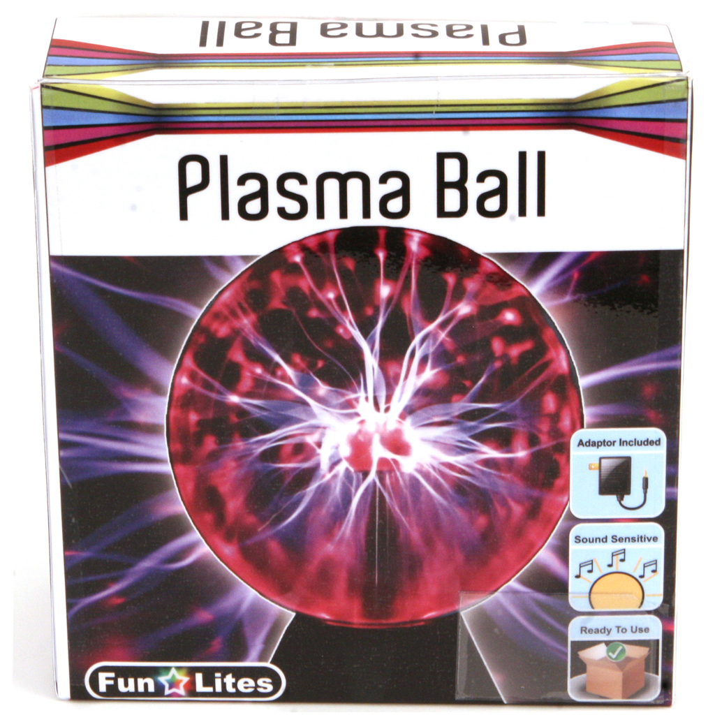 Afbeelding van Disco Plasma Bal