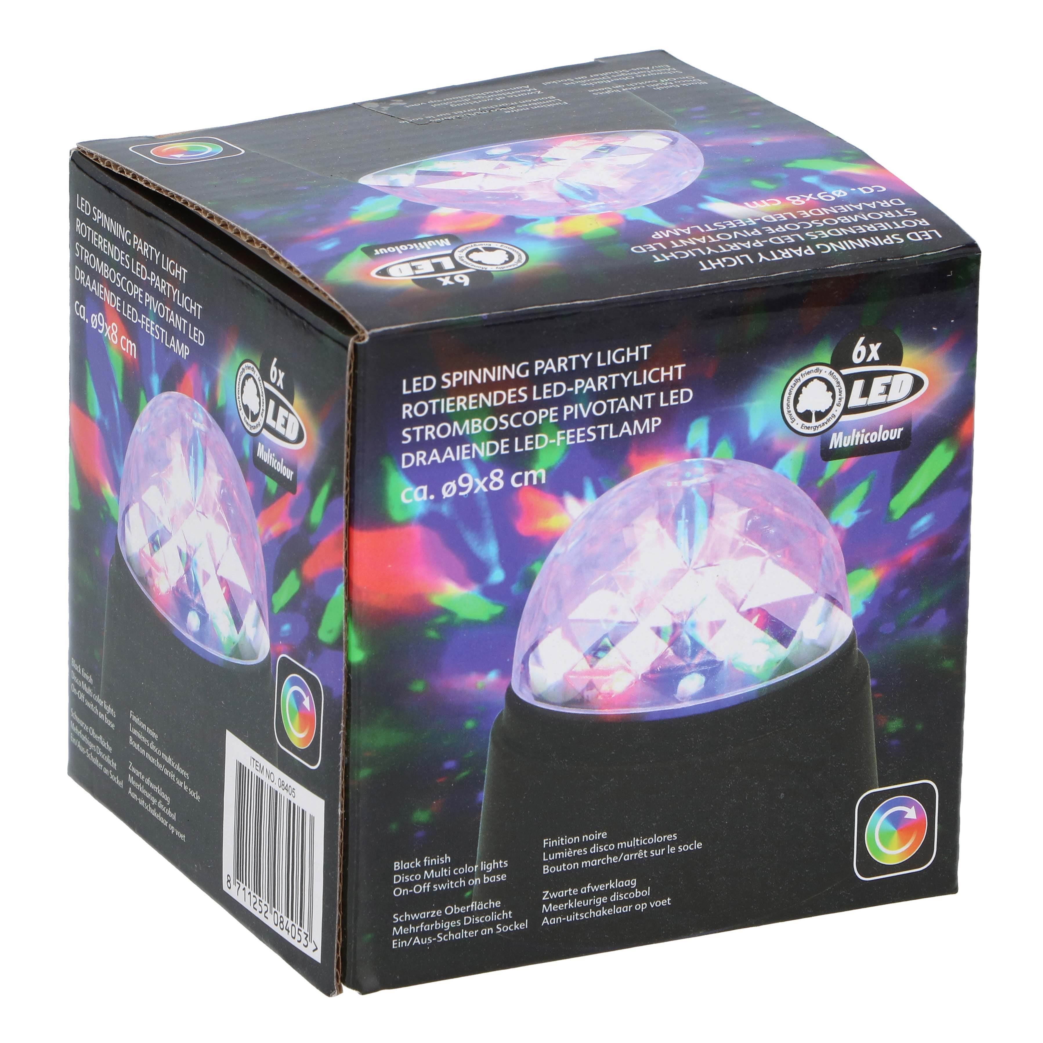 Afbeelding van Disco Party Licht Led