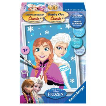 Frozen Schilderen Op Nummer E