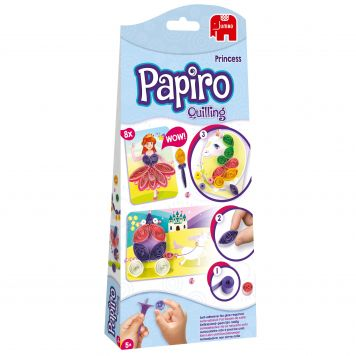 Papiro set Princess