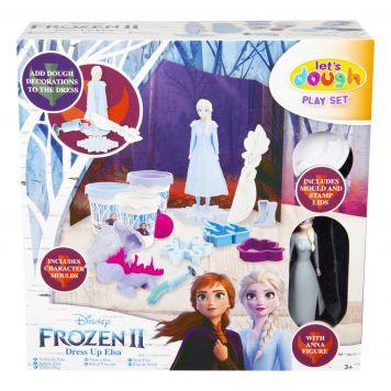 Dough Scene Elsa Disney Frozen 2