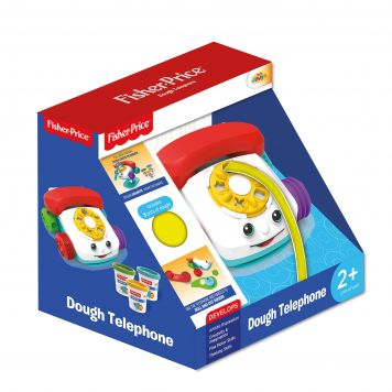 Fisher-Price Dough Klets Telefoon
