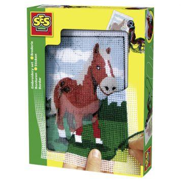 Hobbyset SES Borduurset Paard