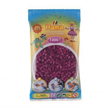 Strijkkralen 1000 Pruim