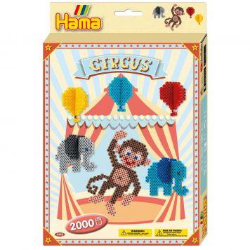 Strijkkralen Hama Circus 2000 Delig