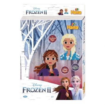 Strijkkralen Disney Frozen Hanging Box 2000 Kralen