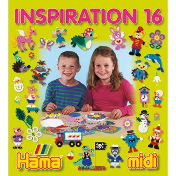 Strijkkralen Boekje Hama Nummer 16