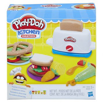 Play Doh Toaster
