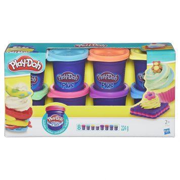 Play-Doh Plus Variety Pack 8 Kleuren