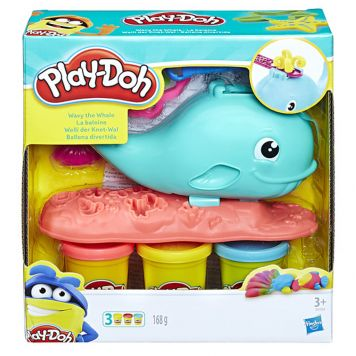 Play-Doh Wavy De Walvis