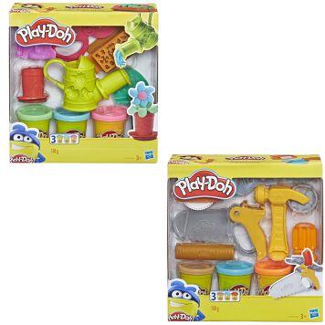 Play-Doh Tuingereedschap Assorti