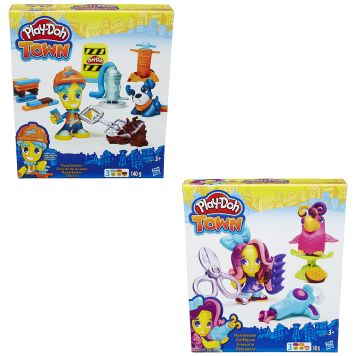 Play-Doh Town Figuur & Diertje Assorti