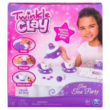 Twinkle Clay Tiny Tea set 100 Gr.