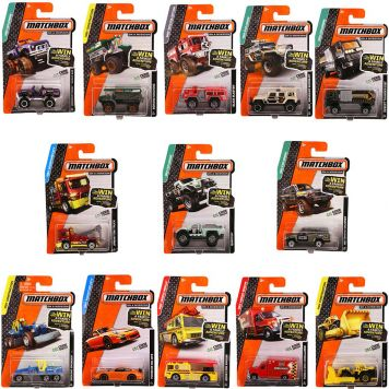 Matchbox Auto Die-Cast Collection Assortiment