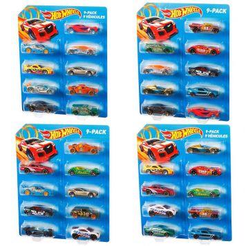 Hot Wheels 9 Car Blitz 12