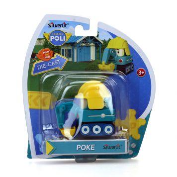 Robocar Poli Diecast Poke