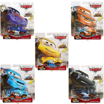 Cars XRS Die Cast Singles Assorti