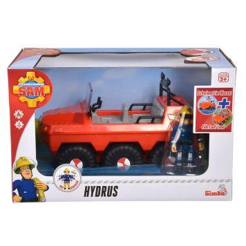 Brandweerman Sam Quad Hydrus Met Figuur