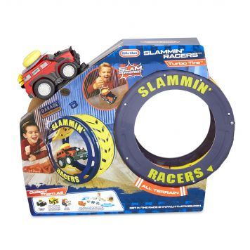 Little Tikes Slammin Racers Turbo Tire