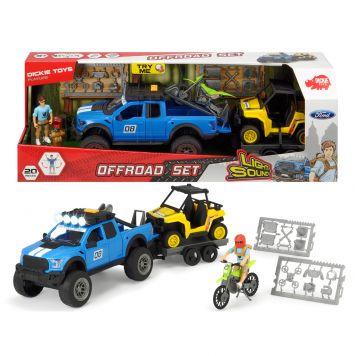 Jeep Met Quad B/O