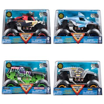 Monster Jam Die Cast Truck 1:24