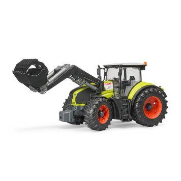 Bruder Tractor Claas Axion 950 Met Frontlader