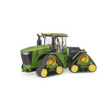 Bruder Tractor John Deere 9620RX Met Rupsbanden