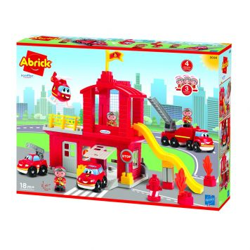 Brandweerkazerne Abrick