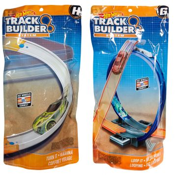 Hot Wheels Builder Curve Assortie