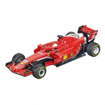 Raceauto Carrera GO Ferrari SF71H Vettel No. 5