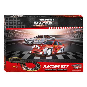 Racebaan Furious Racer 232cm