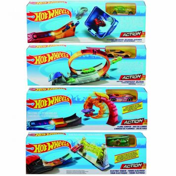 Hot Wheels Action Classic Stunt Set Assorti