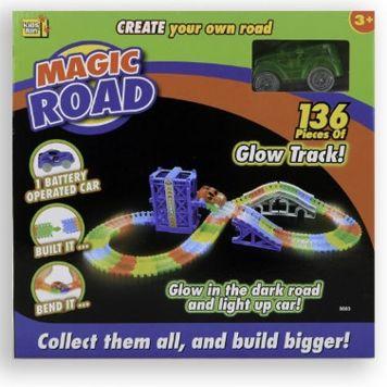 Magic Road 136 Delig Met Lift