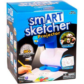 Smart Sketcher Met SD Card En Adapter