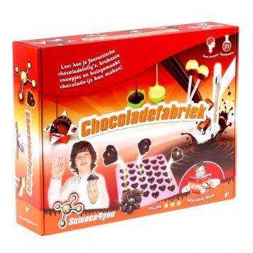 Wetenschap Chocolade Fabriek
