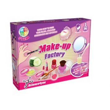 Wetenschap Make Up Fabriek