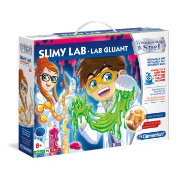 Slimy Lab (NL)