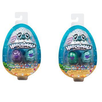 Hatchimals CollEGGtibles 2 Pack + Nest - Season 5