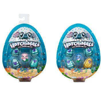 Hatchimals CollEGGtibles 4 Pack + Bonus - Season 5