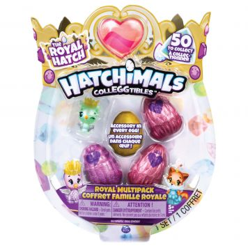 Hatchimals Colleggtibles 4 Pack S6 Assorti