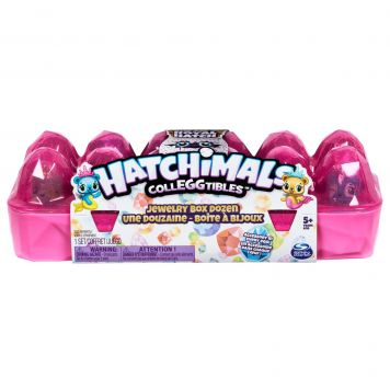 Hatchimals Colleggtibles 12 Pack S6 Assorti