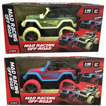 R/C 1:20 Monster Truck Jeep