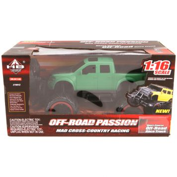 RC Truck Mad Cross Country 1:16 2 Assorti