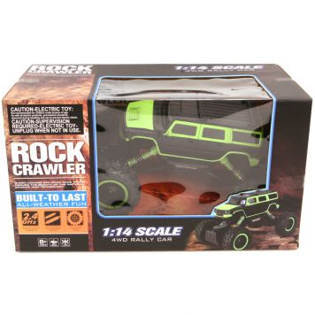 RC 1:14 Auto Rally 4WD USB CHARGER