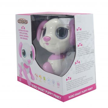 Robo Smart Puppy Pinky