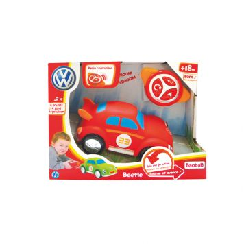 R/C Soft Red Beetle