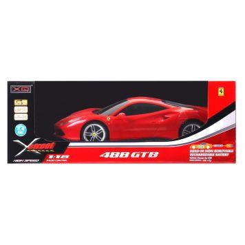 R/C Ferrari 488 GBT Rossa Scala 1:18