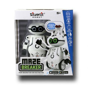 Robot Mazebreaker Wit