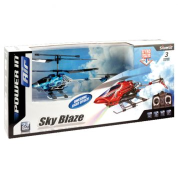 RC Helikopter Silverlit Sky Blaze 2 Assorti